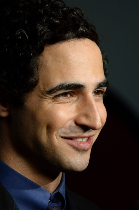 "Designer Zac Posen attends Deepak Chopra co-hosts the premiere of ""Meena"" directed by Lucy Liu and The Sibs on June 26, 2014 in New York City."