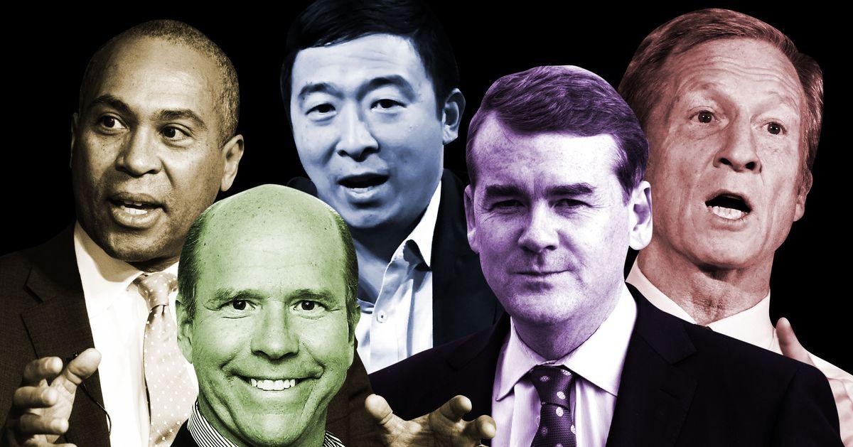 How Are All These Random Men Still Running?