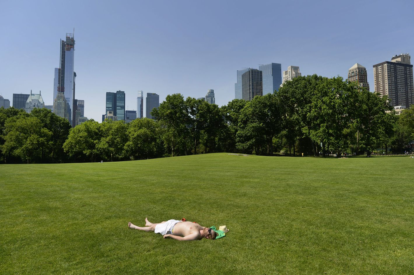 NYC weather: Record high temperatures recorded in Central Park