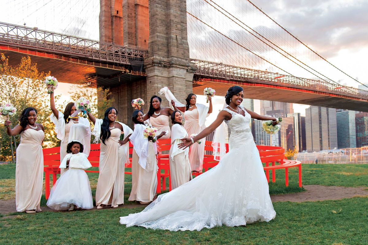 Nymag Real Weddings: - Real Wedding Album: A Dumbo Event