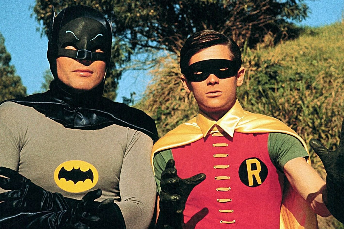 Batman 60/'s TV Show Joker I GOT JOKES Cesar Romero Adult T-Shirt All Sizes