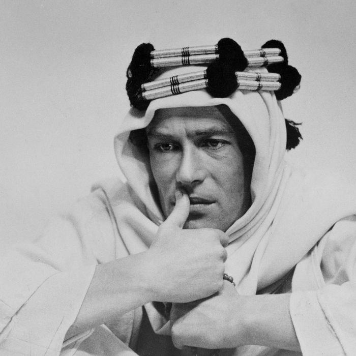 FILE - In this undated photo Actor Peter O'Toole is from his movie