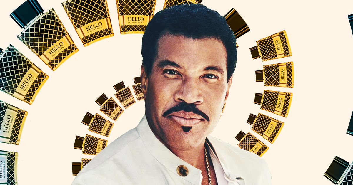 Lionel Richie Likes to Smell 'Extremely Fresh'