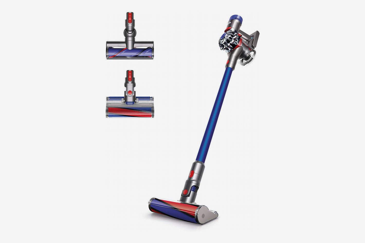 Dyson V8 Absolute Total Clean HEPA Cordless Vacuum | Blue | Refurbished