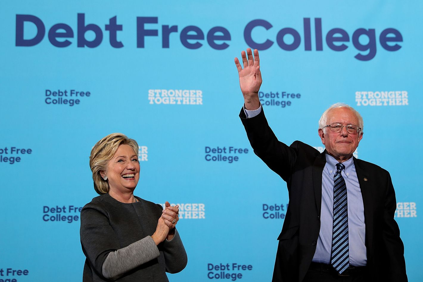Sanders to swoop into Minnesota for Clinton