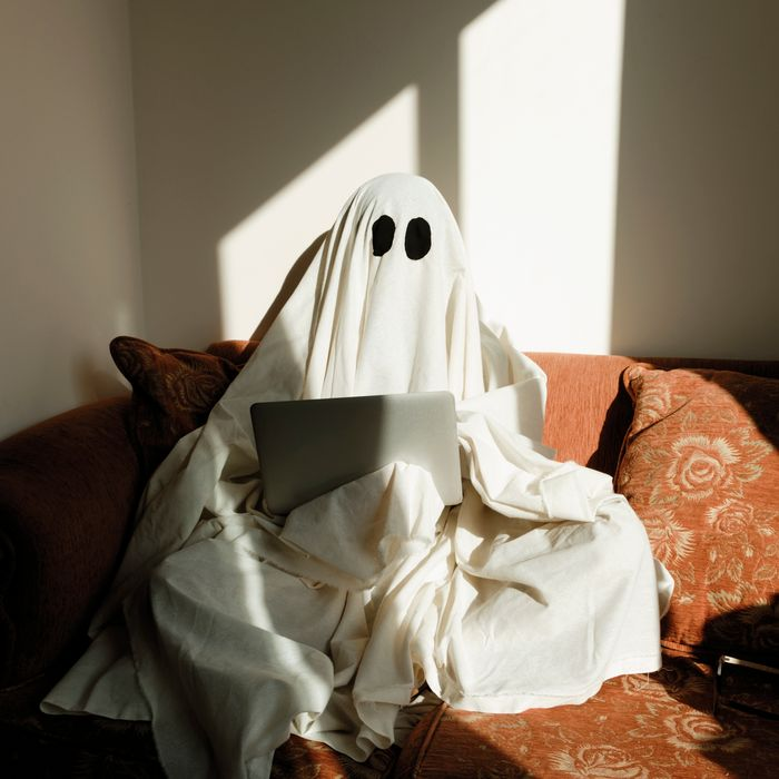 A ghost.