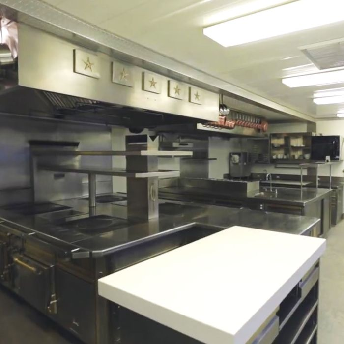 French Laundry New Kitchen: Here's Your Chance To Buy The French Laundry's Kitchen