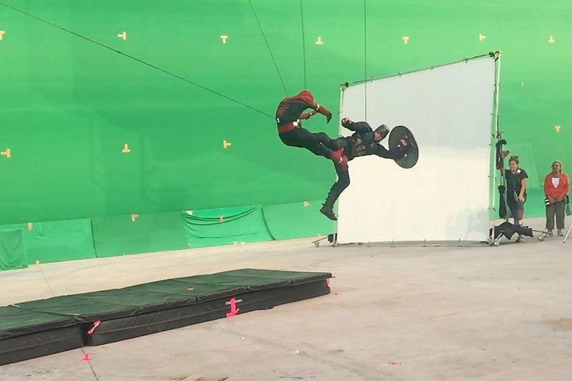 Avengers: Endgame' Stunt Doubles Share Their Best Stories