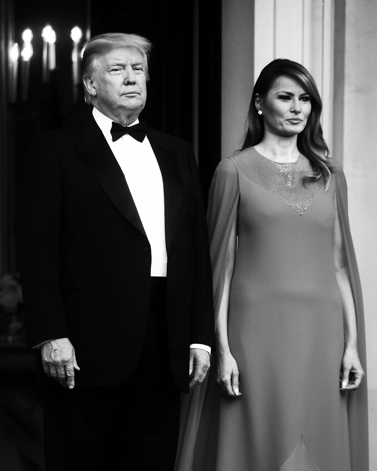 Trump On His Wife It S Called Melania