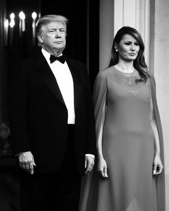 438f2518d07 Trump on His Wife: 'It's Called Melania'