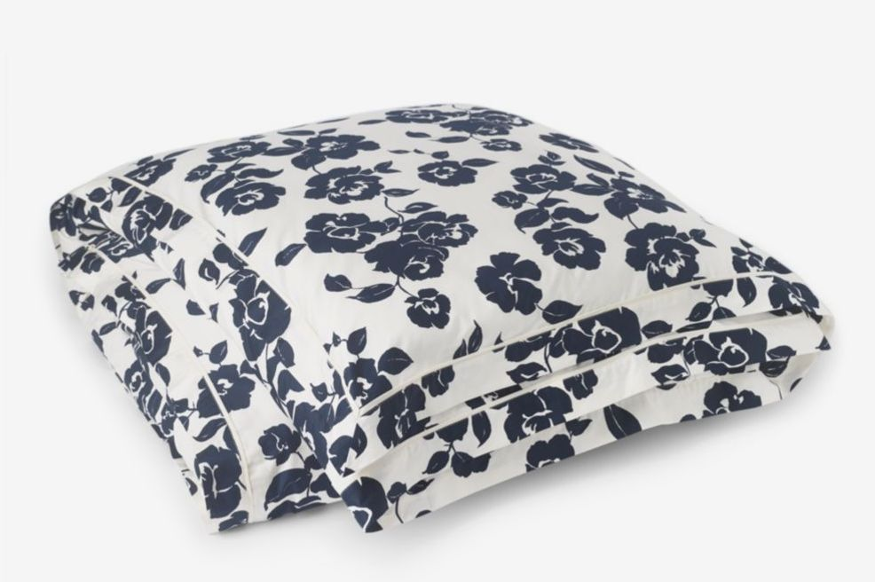Ralph Lauren Floral Cotton Sateen Duvet Cover, Full/Queen