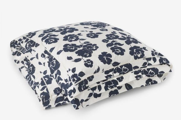 Ralph Lauren Floral Cotton Sateen Duvet Cover, Full/Queen