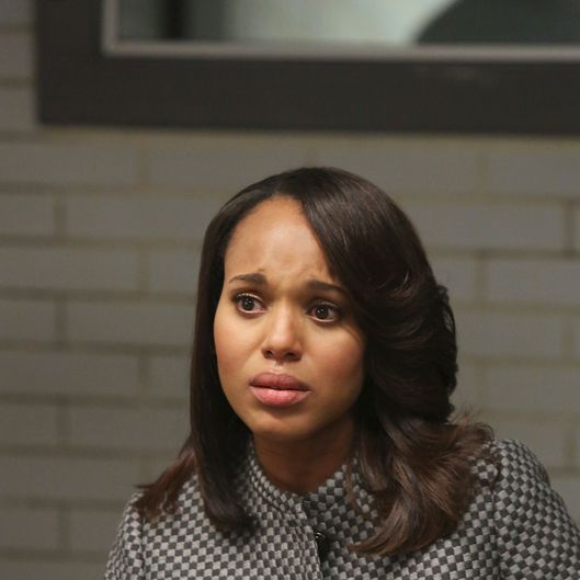"SCANDAL - ""A Door Marked Exit"" - Now that the truth is out there, things will never be the same and everyone will have to face the consequences of their actions, on ABC's ""Scandal,"" THURSDAY, DECEMBER 12 (10:00-11:00 p.m., ET) on the ABC Television Network. (ABC/Danny Feld)KERRY WASHINGTON"
