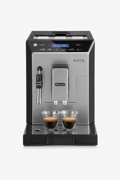 DeLonghi Eletta Plus Fully Automatic Bean to Cup Coffee Machine