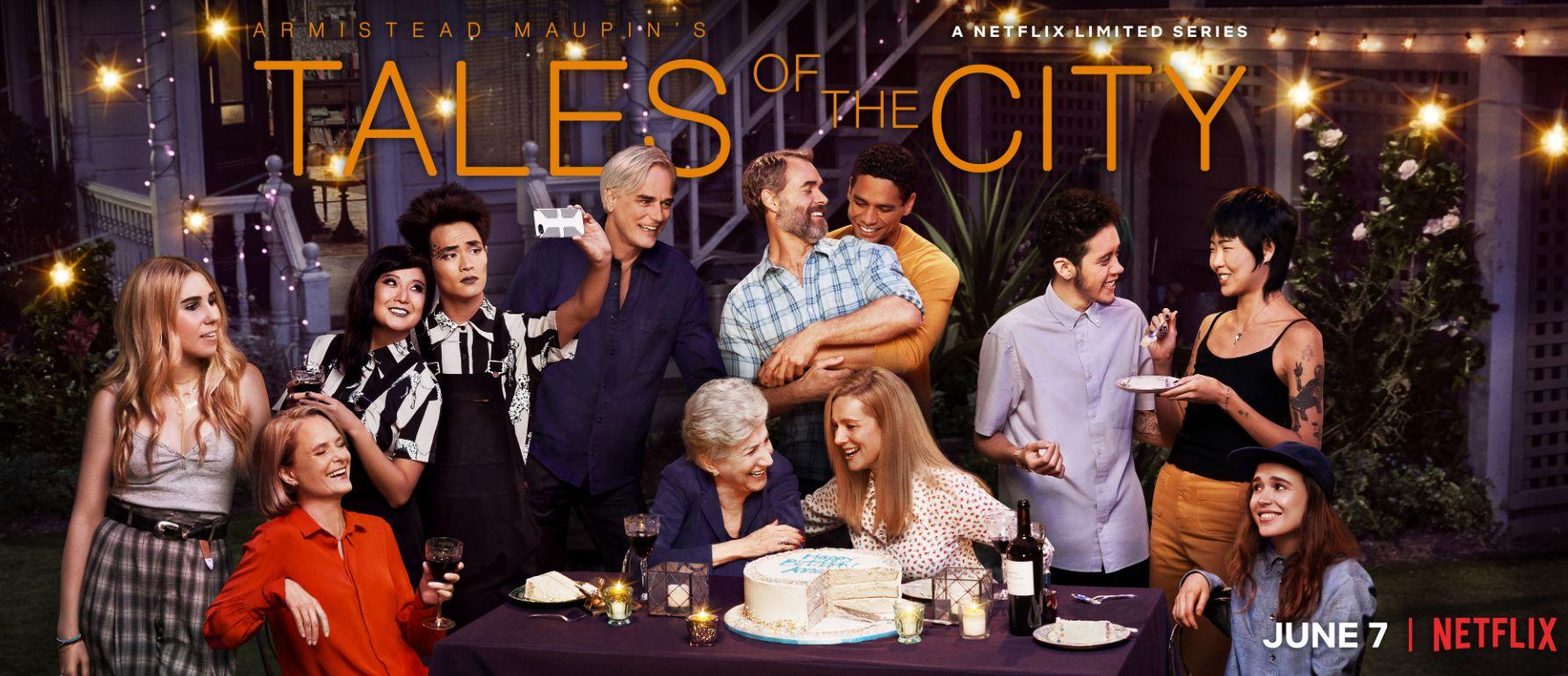 Netflix Drops 'Tales of the City' Sequel Trailer: WATCH