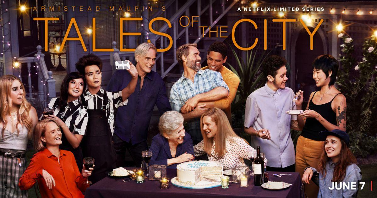 Ihana minisarja: Tales of the City