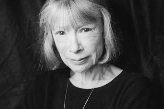 Writer Joan Didion
