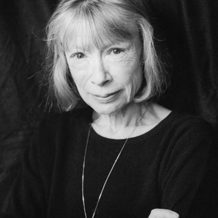 Writer Joan Didion