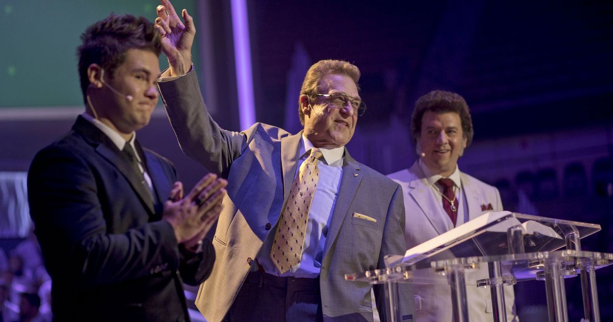 The Righteous Gemstones Doesn't Quite Get a Hallelujah