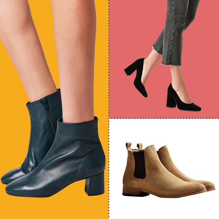 innovative design 21641 01a02 Right now, a whole slew of fall-friendly shoes for men and women — those  suddenly ubiquitous Blundstone boots, classic Doc Martens, Adidas Primeknit  ...