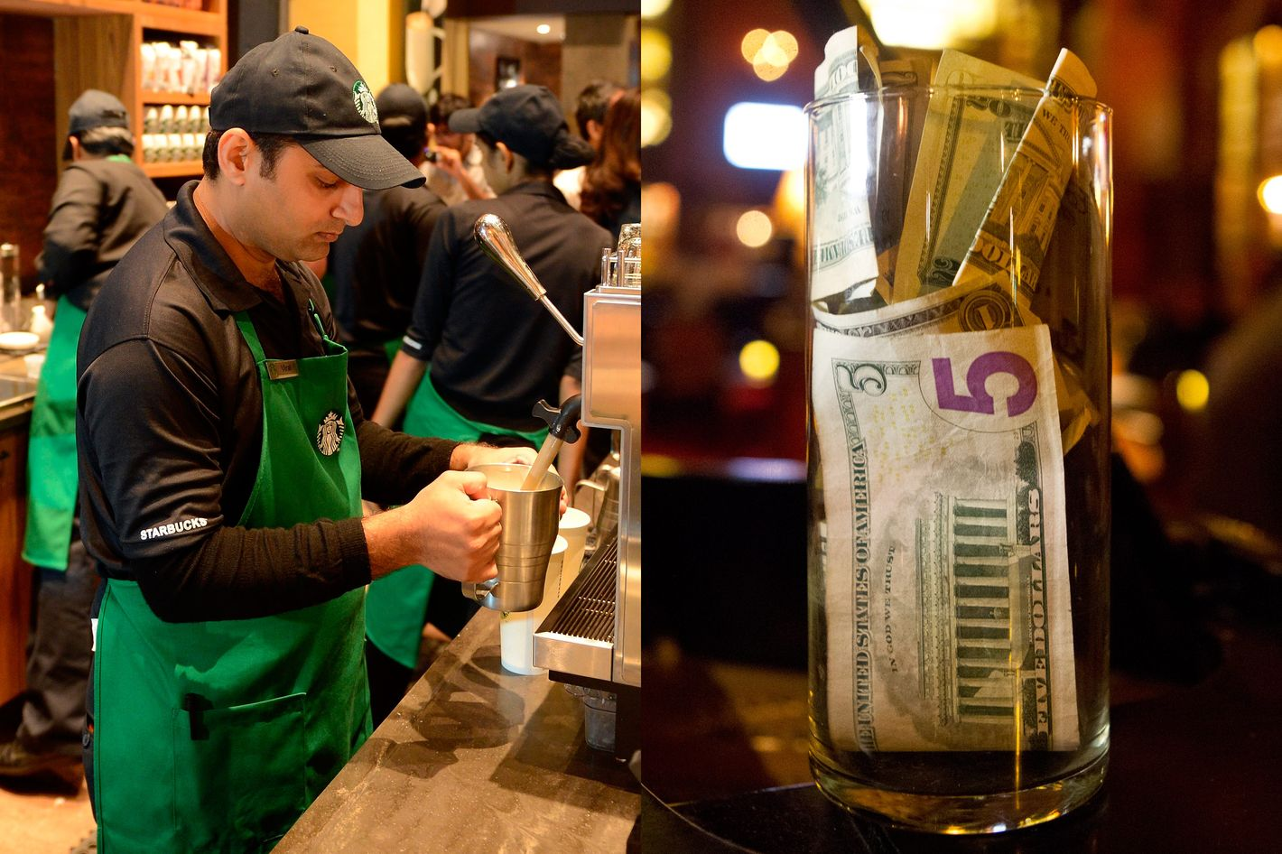 breaking down the starbucks tip jar case