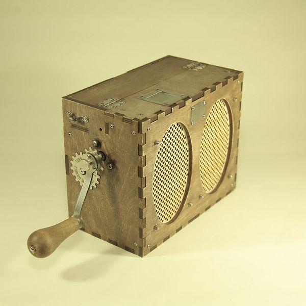 Alchemical Music Box - Basic