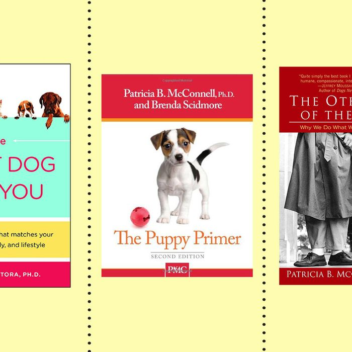 The 9 Best Books For New Dog Owners New York Magazinethe Doggy Blogger