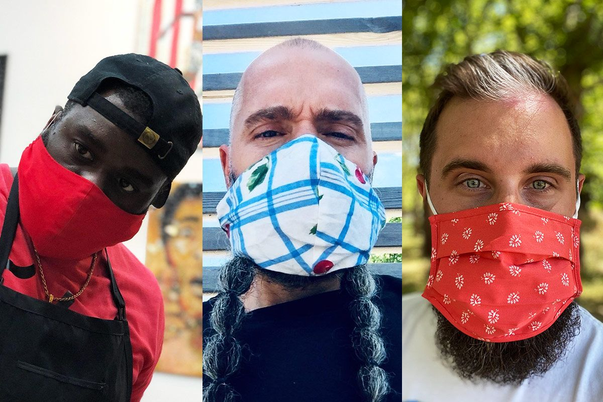 The Best Face Masks For Men With Beards 2021 The Strategist New York Magazine