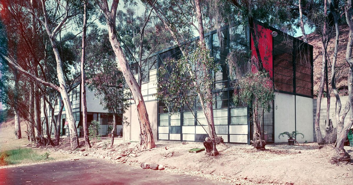 Restorations at L.A.'s Eames House and Silvertop Were Not Simple Jobs