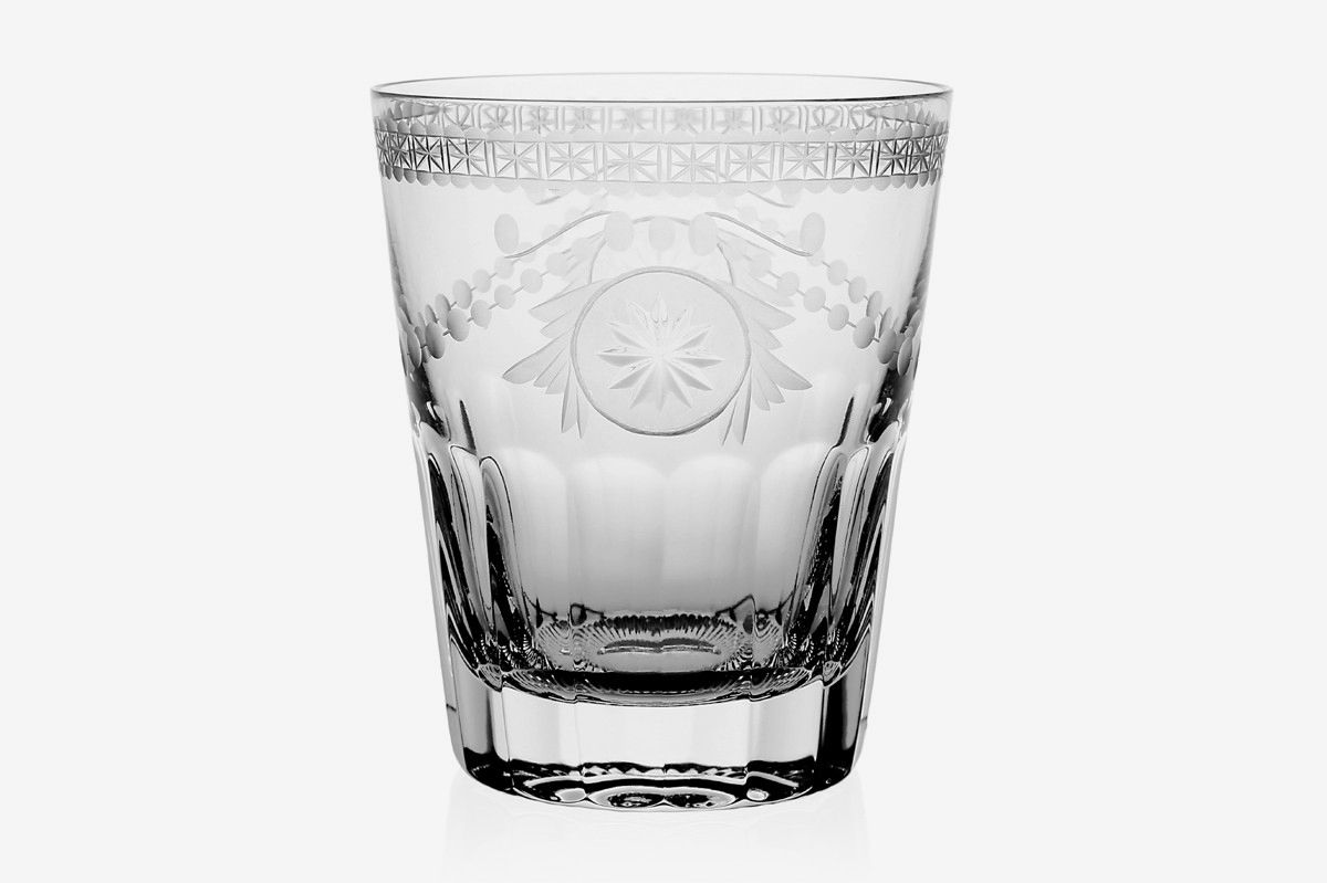 William Yeoward Pearl Tumbler Double Old Fashioned