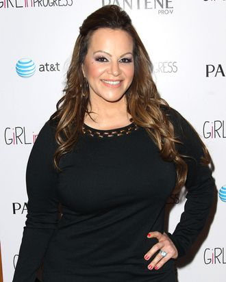 Actress Jenni Rivera attends the Screening of