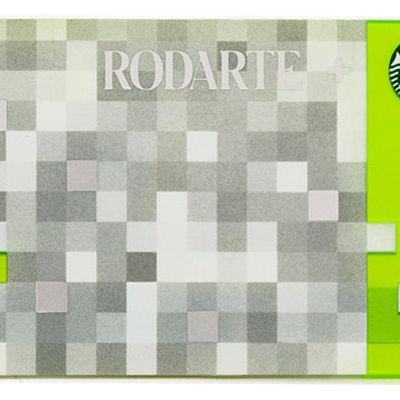 Rodarte for Starbucks.