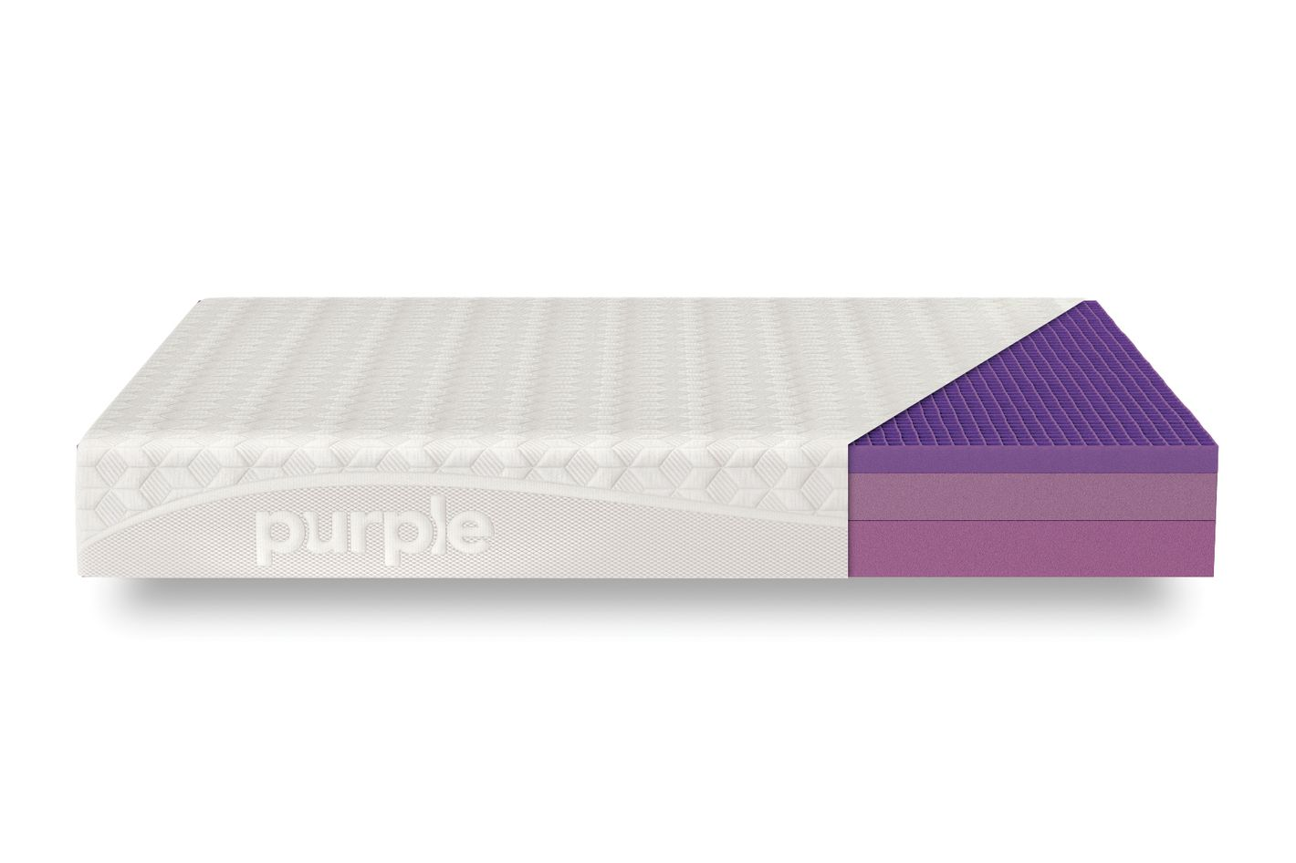 Purple mattress