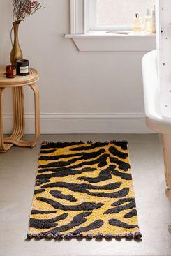 Talia Tiger Runner Bath Mat