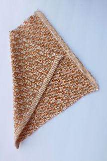 UnityWeaver Handwoven Cotton Dish Cloth