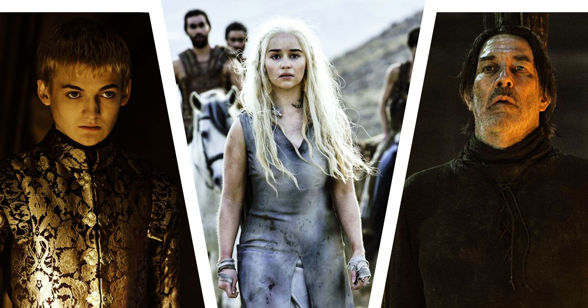 The 50 Most Game of Thrones-y Names on Game of Thrones
