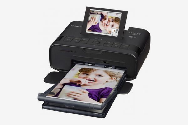 Canon SELPHY Wireless Compact Photo Printer with AirPrint and Mopria Device Printing