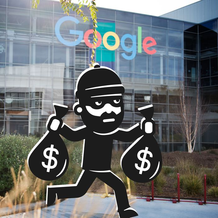 Scammers Phished More Than $100M From Facebook, Google