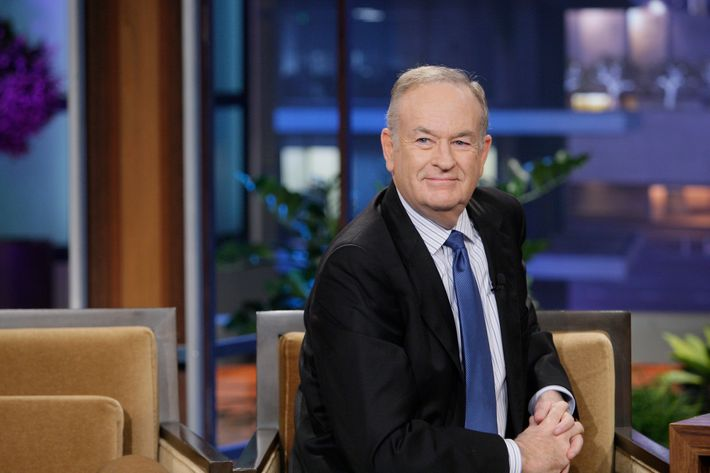 Bill O'Reilly finally comments on firing from Fox News
