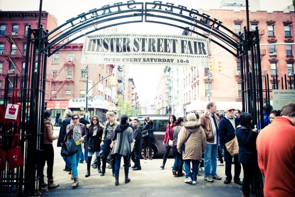 The Hester Street Fair Returns This Saturday