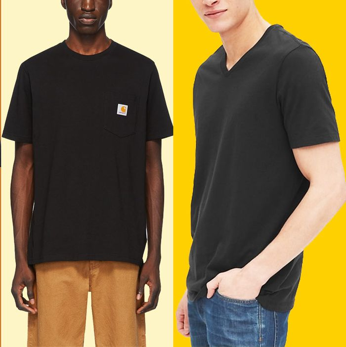 Mens Simple Pocket Plain Short Sleeve Comfortable Top for Summer Fashion!