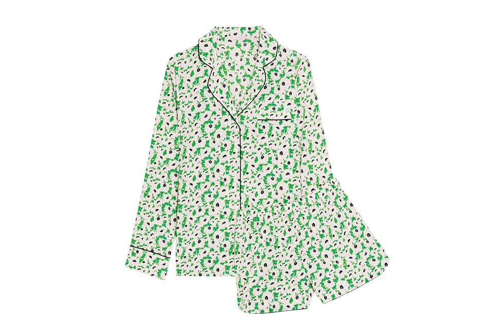 Stella McCartney Signature 'Poppy Snoozing' Pajamas