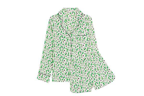 Stella McCartney Signature 'Poppy Snoozing' Pajamas
