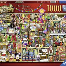 Ravensburger The Curious Cupboard No.4 - The Christmas Cupboard, 1000pc