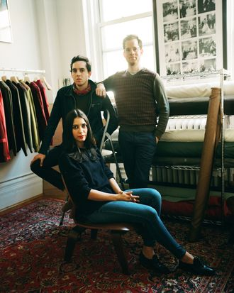 Matthew, Alex, and Samantha Orley.