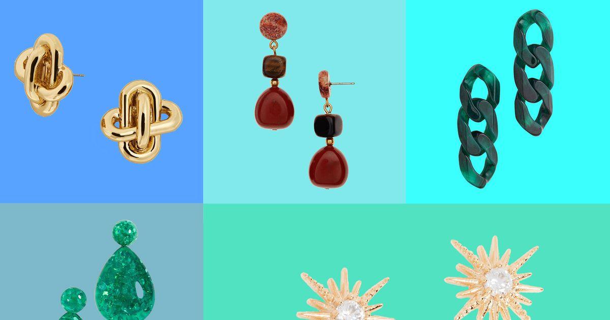 50 Expensive-Looking Earrings Under $50