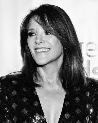 Marianne Williamson.