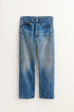 Alex Mill Vintage Denim Blue Jeans