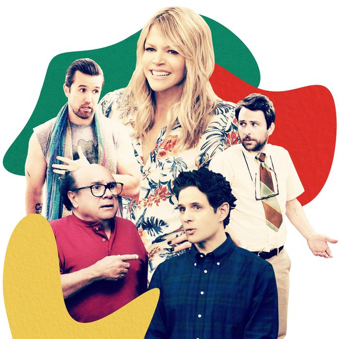 Its always sunny group dating
