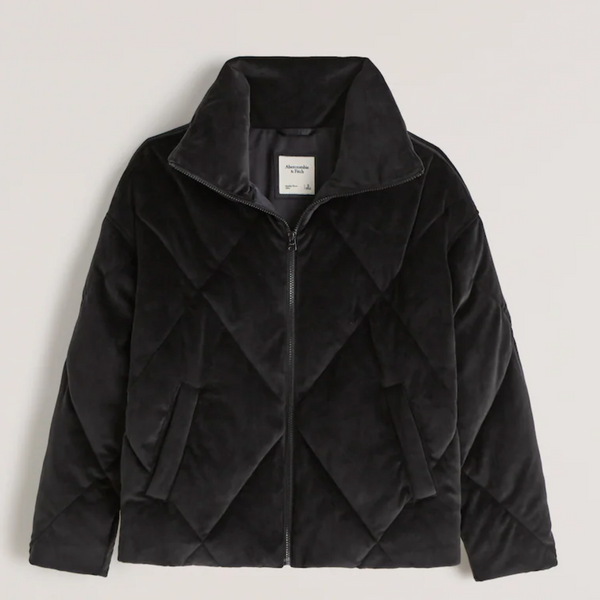 Sherpa Quilted Jacket